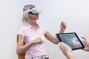 VR Training Stroke Therapy Rewellio
